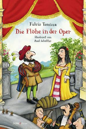 Die Flöhe in der Oper book cover