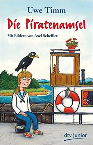 Die Piratenamsel book cover