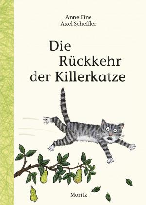 Die Rückkehr der Killerkatze book cover