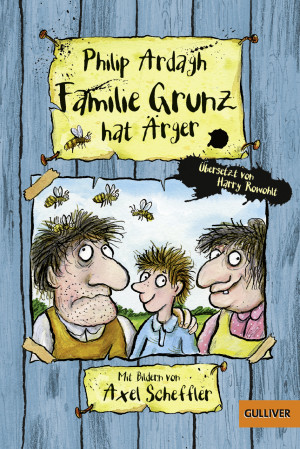 Familie Grunz hat Ärger book cover