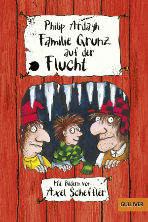 Familie Grunz auf der Flucht book cover