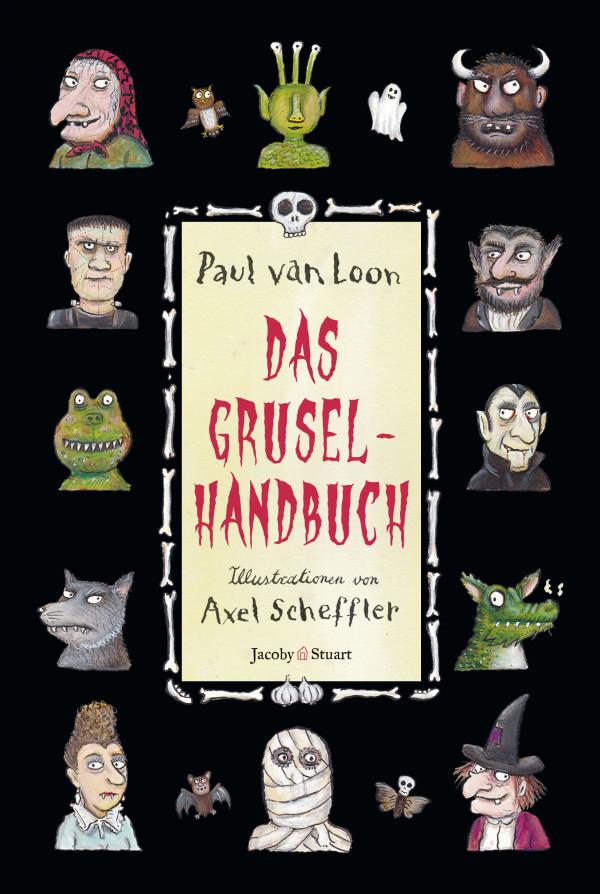 Das Gruselhandbuch book cover