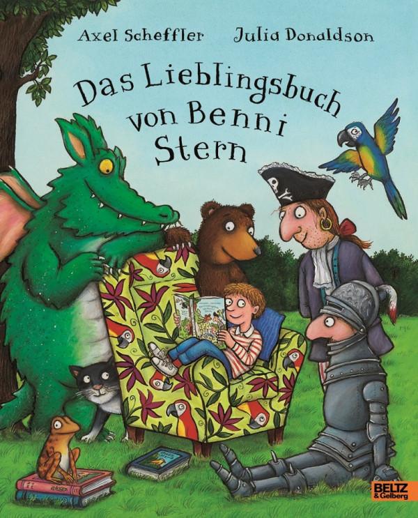 Das Lieblingsbuch von Benni Stern book cover
