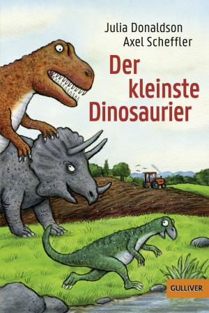 Der kleinste Dinosaurier book cover