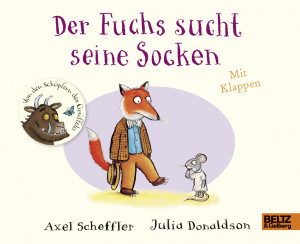 Der Fuchs sucht seine Socken book cover