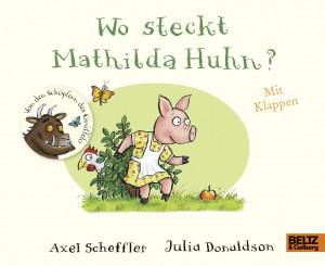 Wo steckt Mathilda Huhn? book cover