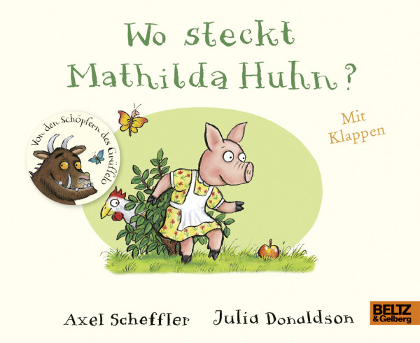 Wo steckt Mathilda Huhn? book cover