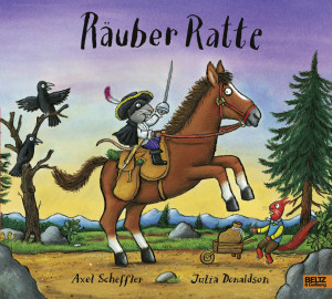 Räuber Ratte book cover