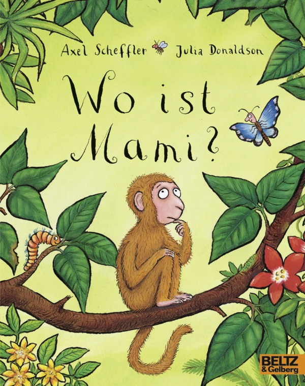 Wo ist Mami? book cover