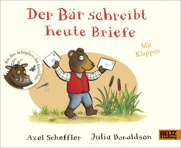 Der Bär schreibt heute Briefe book cover