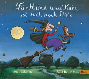 Für Hund und Katz ist auch noch Platz book cover