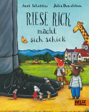 Riese Rick macht sich schick book cover