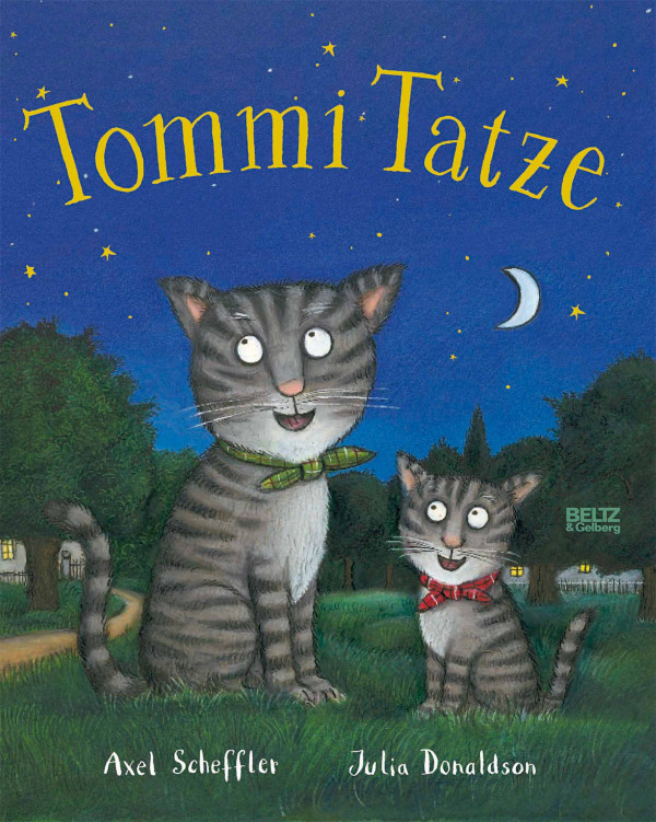 Tommi Tatze book cover