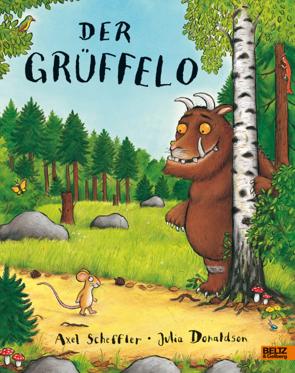 Der Grüffelo book cover