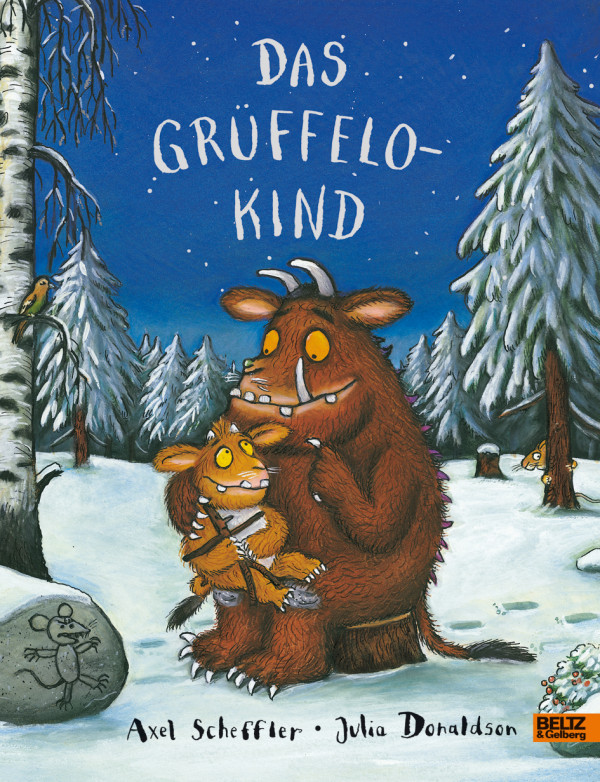 Das Grüffelokind book cover