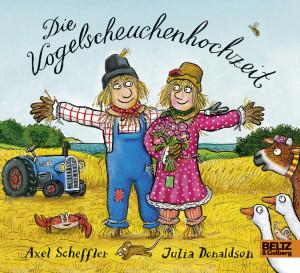 Die Vogelscheuchenhochzeit book cover