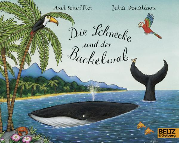 Die Schnecke und Buckelwal book cover
