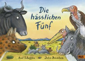 Die hässlichen Fünf  book cover