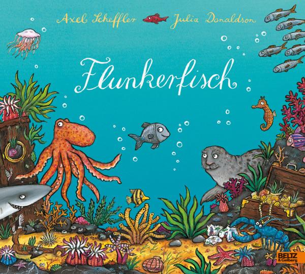 Flunkerfisch book cover