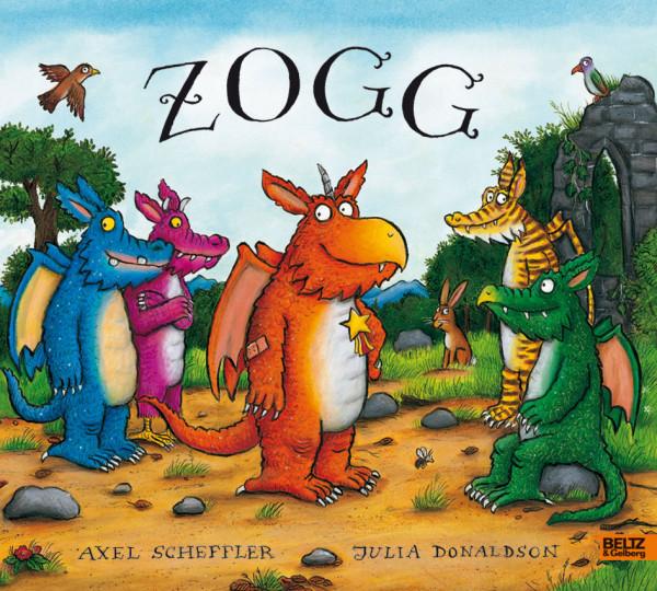 Zogg book cover