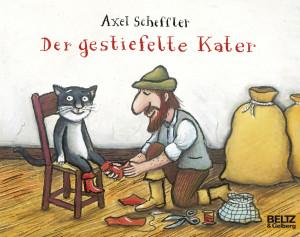 Der gestiefelte Kater book cover