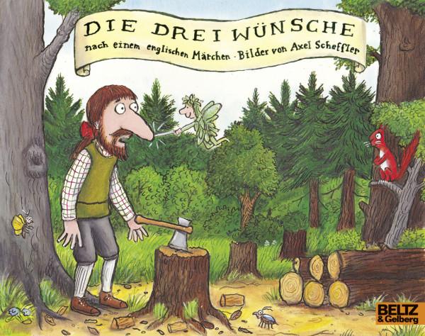 Die drei Wünsche book cover