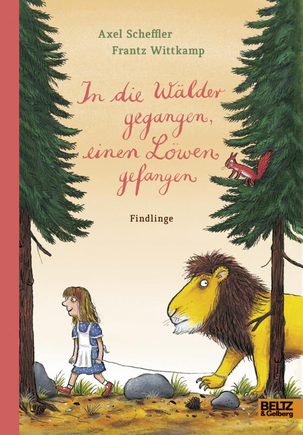 In die Wälder gegangen, einen Löwen gefangen book cover