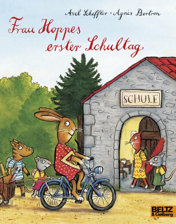 Frau Hoppes erster Schultag book cover