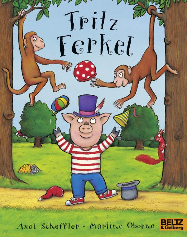 Fritz Ferkel book cover