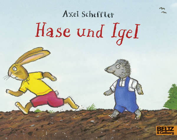 Hase und Igel book cover