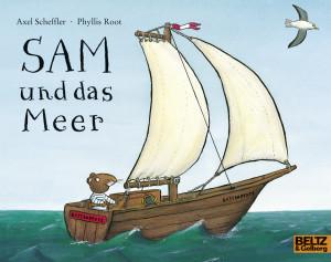 Sam und das Meer book cover