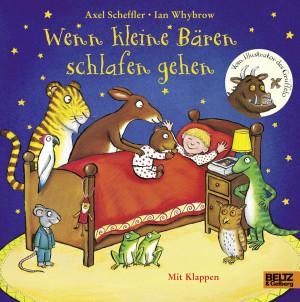 Wenn kleine Bären schlafen gehen book cover