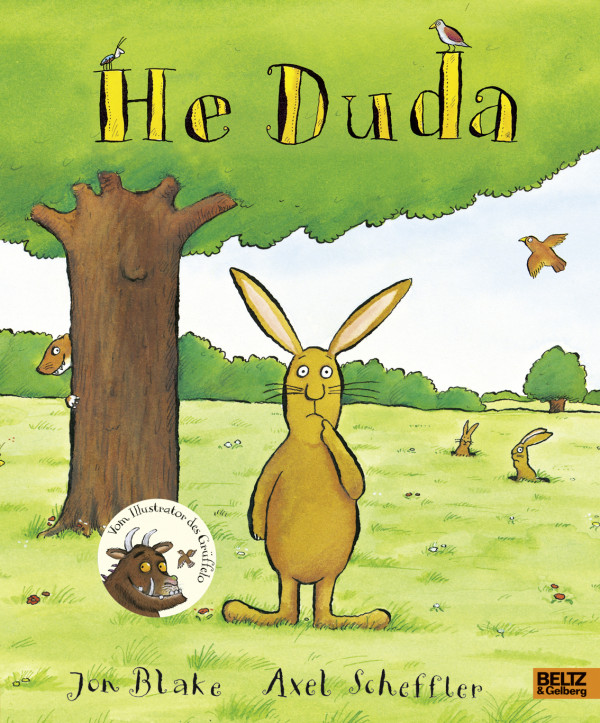 He Duda book cover