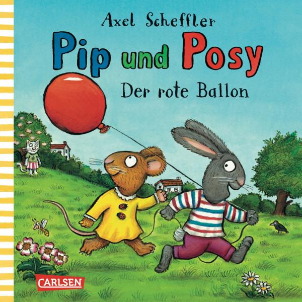 Pip und Posy: Der rote Ballon book cover