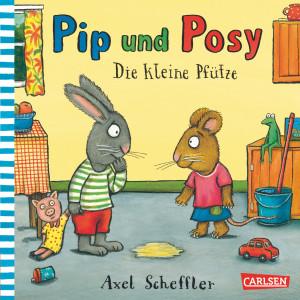 Pip und Posy: Die kleine Pfütze book cover