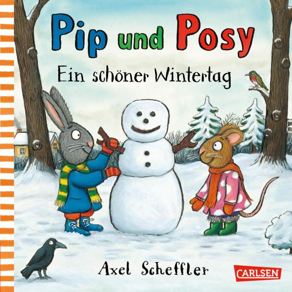 Pip und Posy: Ein schöner Wintertag book cover