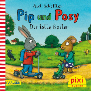 Pip und Posy: Der tolle Roller book cover